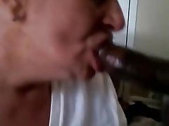 Amateur, Blowjob, Granny, Interracial
