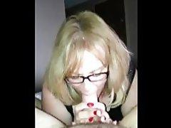Blonde, Blowjob, Mature, MILF, Mature