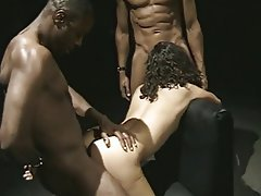 Anal, Blowjob, Facial, Threesome
