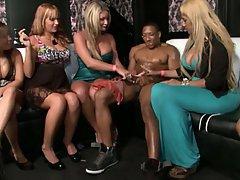 Amateur, Black, Blonde, Brunette