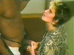 Blonde, Cumshot, Interracial, Pornstar, Vintage