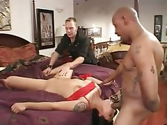 Double Penetration, Group Sex, Interracial, Threesome