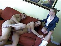 Cuckold, Interracial, MILF, Redhead