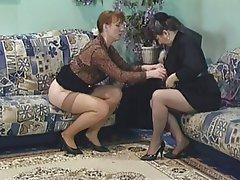 Anal, Brunette, Mature, Group Sex
