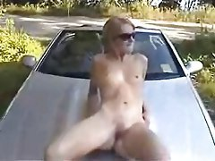 Amateur, Outdoor, Skinny, Small Tits