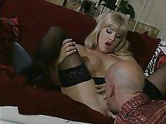 Babe, Blonde, Hardcore, Pornstar, Stockings