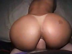 Amateur, Big Butts, Cumshot, Interracial