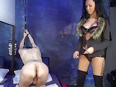Amateur, BDSM, German, Latex