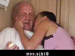 Blowjob, Cumshot, Cunnilingus, Old and Young